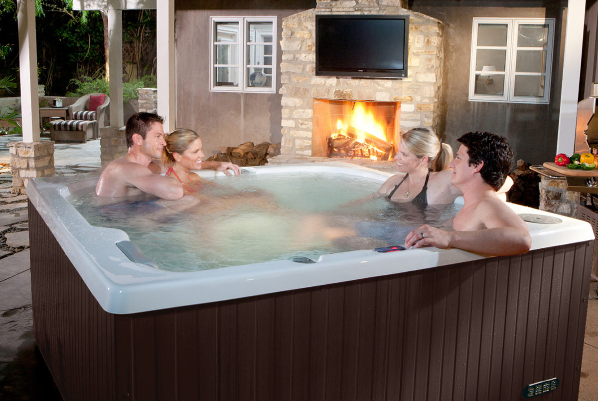 The Hot Tub Club